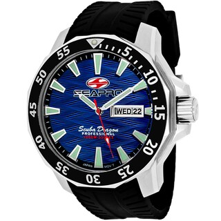 Seapro Men's Scuba Dragon Diver Limite Watches