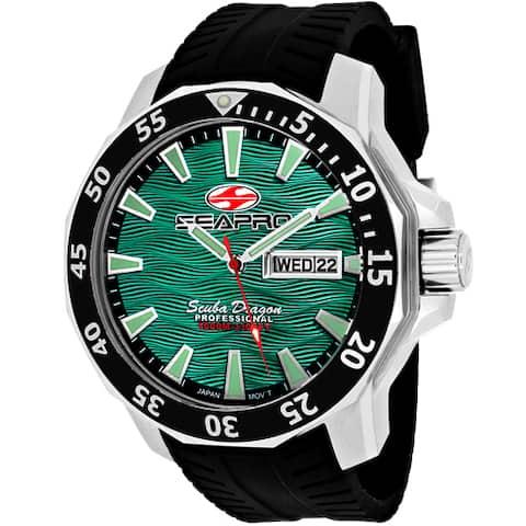 Seapro Men's Scuba Dragon Diver Limite Watches