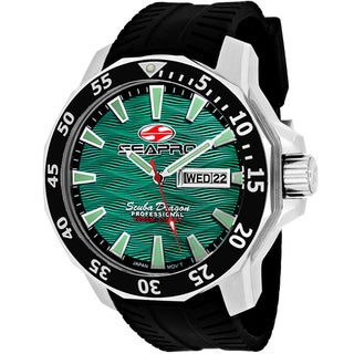 Seapro Men's SP8318 Scuba Dragon Diver Limite Watches