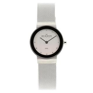 Skagen Women's 358SSSD Slimline Watches