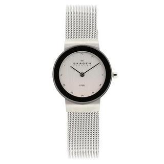 Skagen Women's 358SSSD Slimline Watches