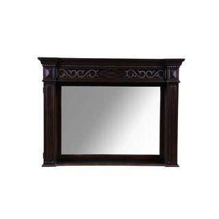 A.R.T. Furniture Marbella Noir Crowned Mirror