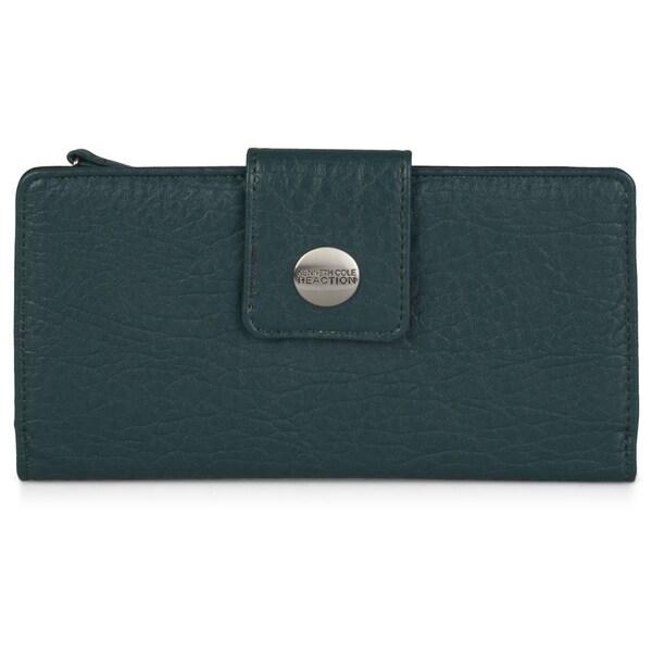 Kenneth Cole Reaction Women's Tab Clutch Wallet