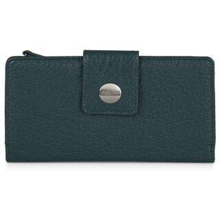 Kenneth Cole Reaction Women's Tab Clutch Wallet