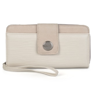 Kenneth Cole Reaction Women's Tech Tab Clutch Wallet