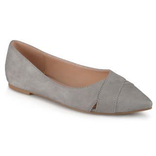Buy Grey Women s Flats Online at Overstock  8276ff7672