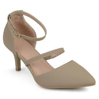 d7263db8a6c Buy Tan Women s Heels Online at Overstock