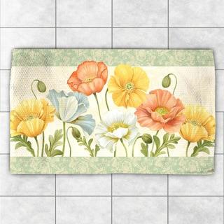 Laural Home Poppy Garden Accent Rug (2' x 3')