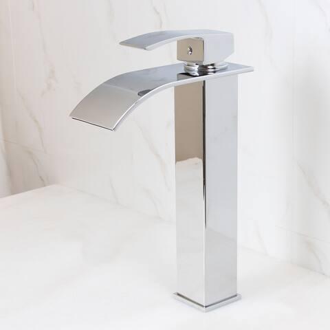 Elite 8804 Single Handle Lever Bathroom Lavatory Faucet