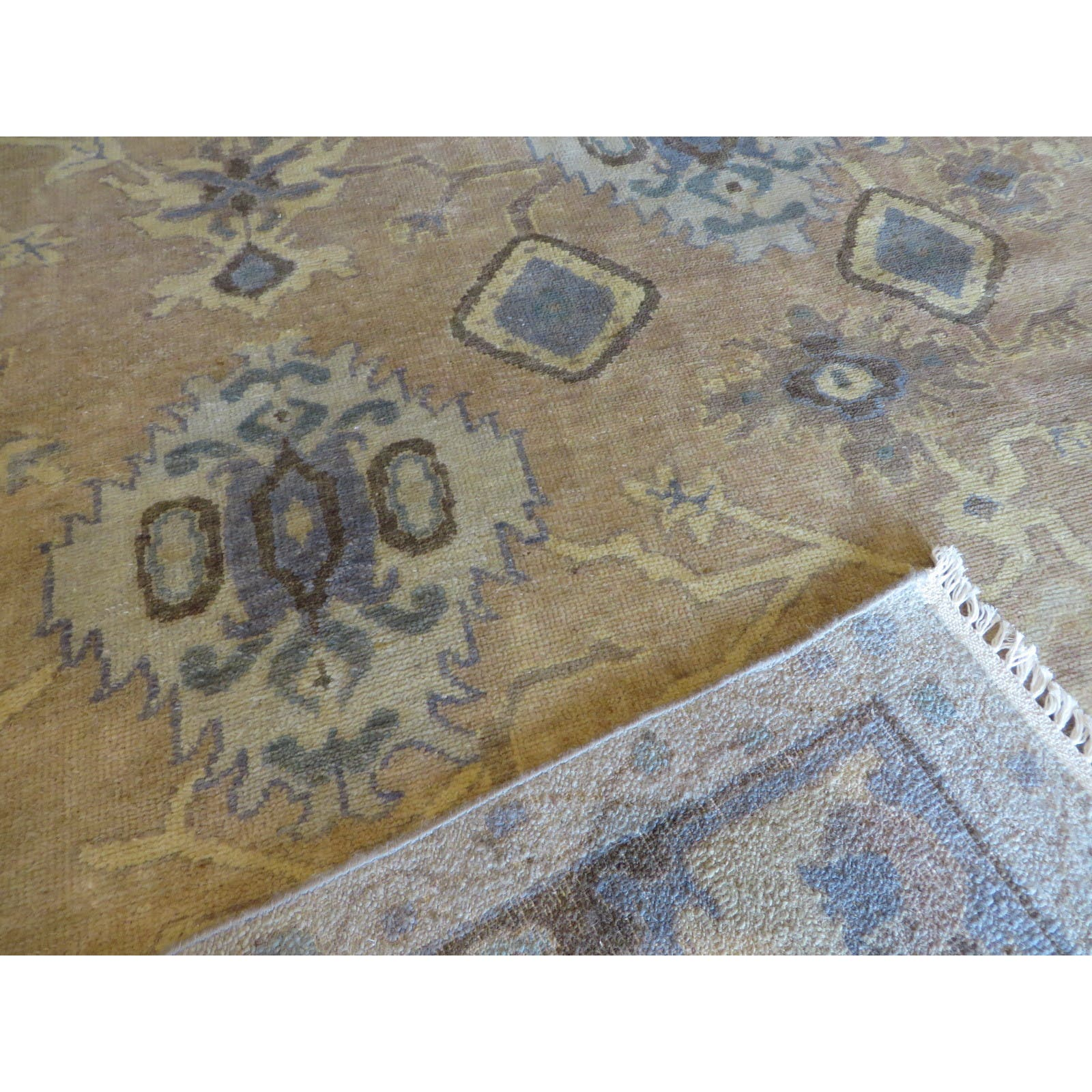 12 10 X 14 11 Persian Karajeh Hand Knotted Wool: 7x9 - 10x14 Rugs For Less