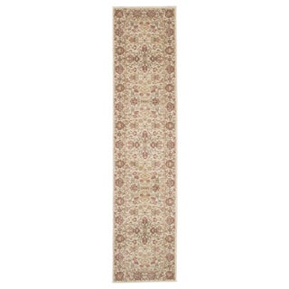 "Windsor Home Vintage Flowered Rug - 1'8"" x 7'"