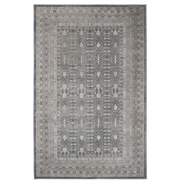 Windsor Home Vintage Greek Rug - Grey Brown - 8' x 10'