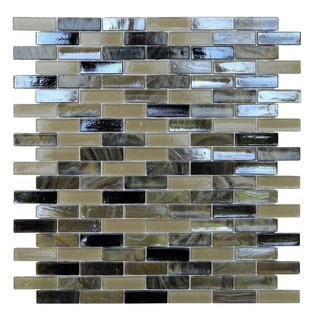 Opal Glass Mosaic Tile (Pack of 10)