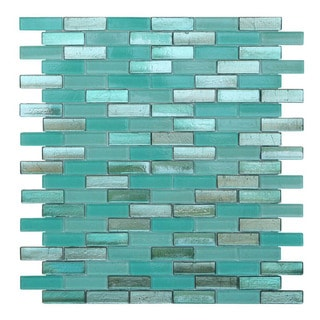 Opal Glass Mosaic Tile