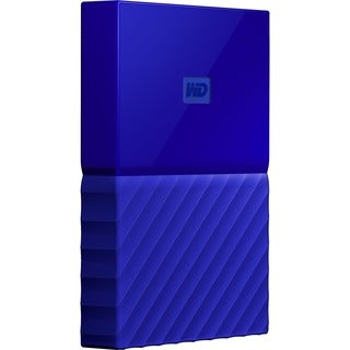 WD My Passport WDBYFT0030BBL-WESN 3 TB External Hard Drive - Portable