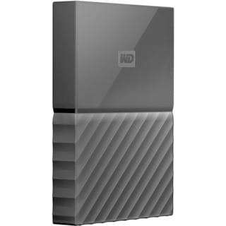 WD My Passport WDBYFT0040BBK-WESN 4 TB Portable Hard Drive - External - Black