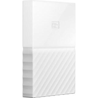 WD My Passport WDBYFT0040BWT-WESN 4 TB Hard Drive - External - Portab