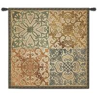 Fine Art Tapestries Cotton Elegance Large Wall Tapestry