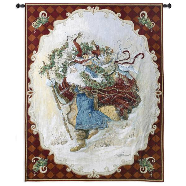 Shop Windswept Journey Cotton Wall Tapestry Free