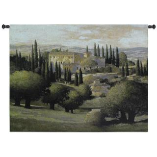 Fine Art Tapestries Warm Tuscan Sun Cotton Wall Tapestry