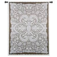 Julianna James 'Venetian Lace' Wall Tapestry