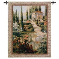 Fine Art Tapestries 'Tuscany Estate' Cotton Wall Tapestry