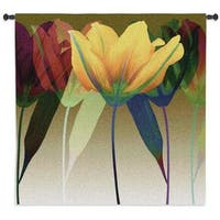 'Tulip' Cotton Wall Tapestry