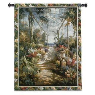 'Tropical Breezeway' Wall Tapestry