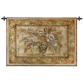 Fine Art Tapestries Tropical Bouquet Wall Tapestry