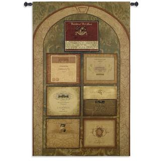 'The Wine Cellar' Wall Tapestry