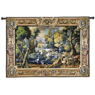 15th Century Landscape Wall Tapestry