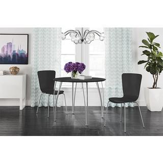 Novogratz Bentwood Dining Chairs (Set of 2)