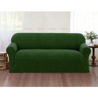 Green Sofa Amp Couch Covers Shop The Best Deals For Apr 2017