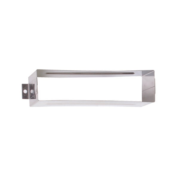 Stainless Steel 3-inch x 10-inch Mail Sleeve
