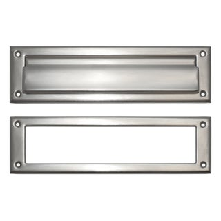 Brass 3.6 x 13-inch Mail Slot
