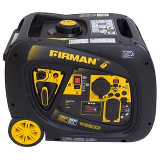 Firman W3083 3000/ 3300-watt Portable Gas Inverter with Electric and Remote Start