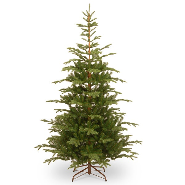 Artificial Norwegian Spruce 7.5-foot Tree