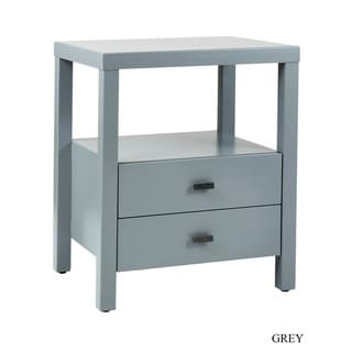 East At Main's Westwood Acacia Wood Square Accent Table
