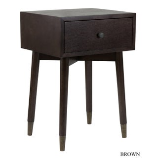 Palm Canyon Fawnridge Acacia Wood Square Accent Table