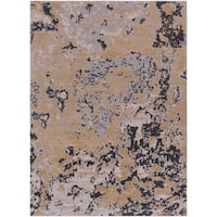 Vendome Abstract New Zealand Wool & Nylon Blend Area Rug - 8' x 11'