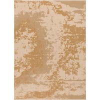 Vicente Abstract New Zealand Wool & Nylon Blend Area Rug - 8' x 11'