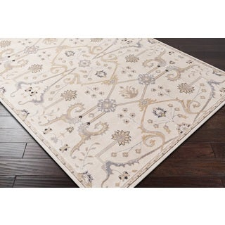 Meticulously Woven Theatre New Zealand Wool / Nylon Rug (8' x 11')