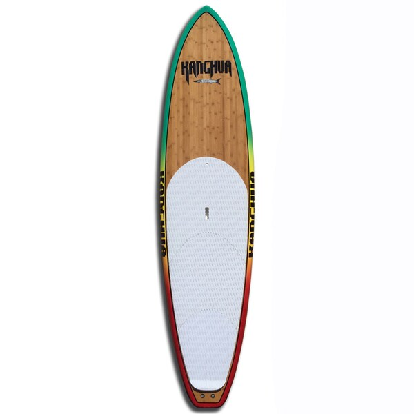 Kanghua Bamboo Composite 10-foot 8-inch All-around Stand-up Paddleboard (SUP)