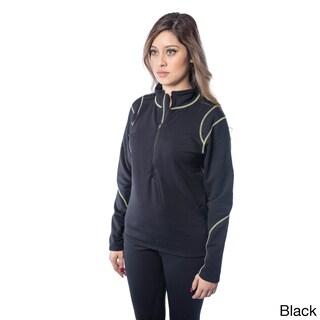 Spiral Women's Fleece Polartec Power Stretch Pullover