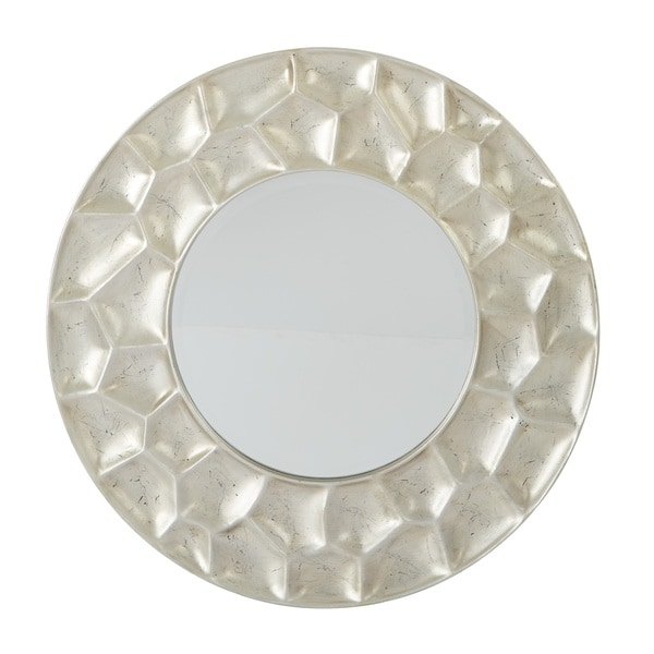 Sterling Beveled Wall Mirror - Grey/Silver