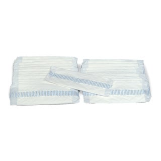 DMI Super-Absorbent Disposable Liners (12 Packs of 25 Liners)