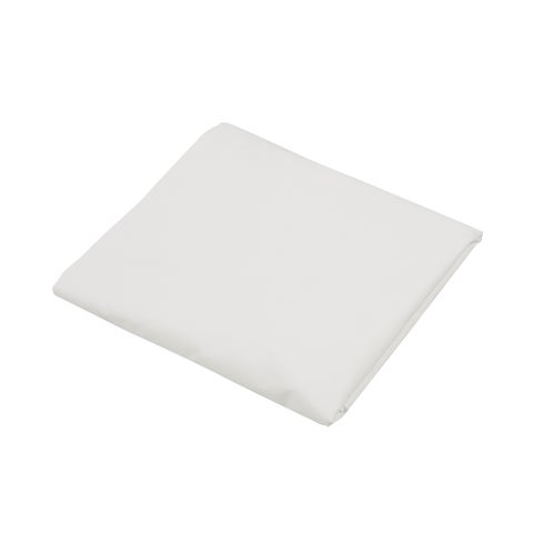 DMI Hospital Bedding XL White Fitted Sheet