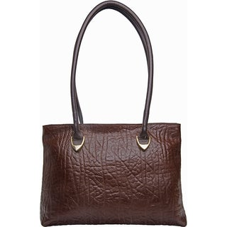 Hidesign Yangtze Leather Medium Tote Bag