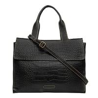 Hidesign Women's Leather 14-inch Laptop Work Bag