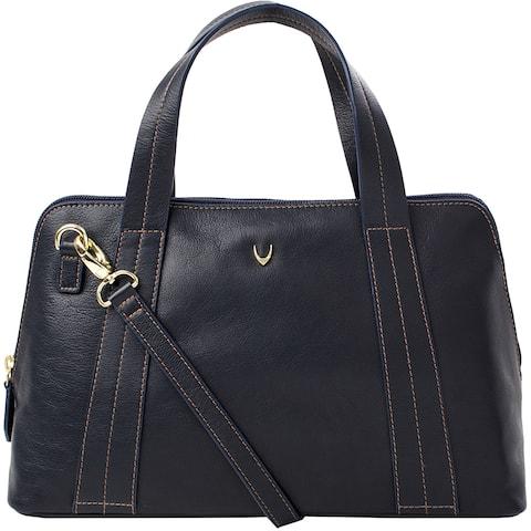 Hidesign Cerys Leather Satchel Handbag